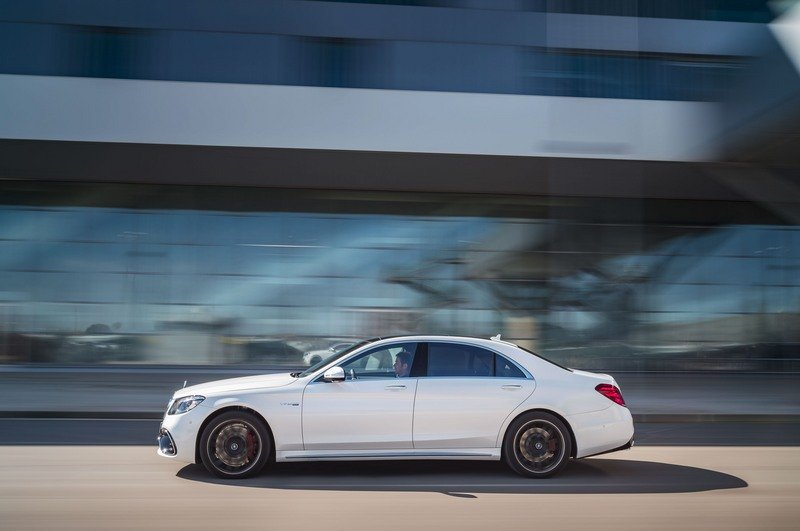2018 Mercedes-AMG S63 High Resolution Exterior - image 713983