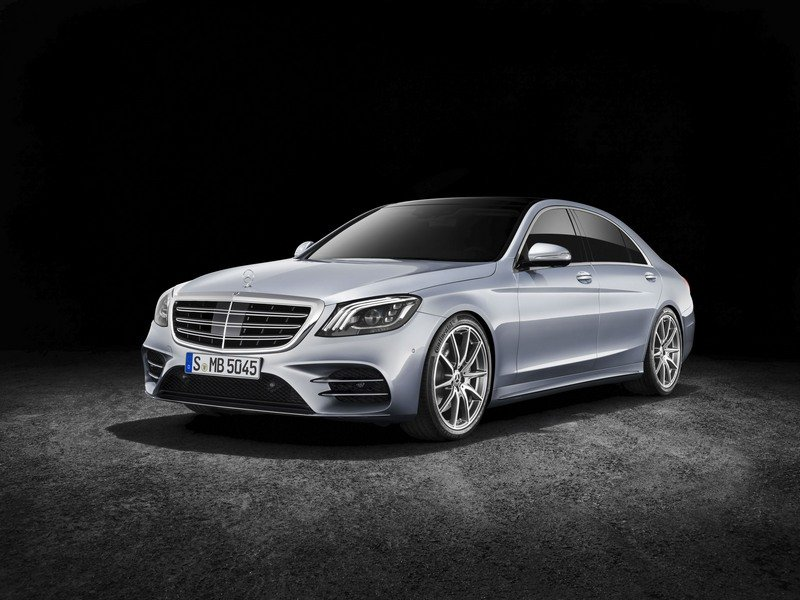 The Next-Gen 2021 Mercedes-Benz S-Class Will Feature Level 3 Autonomy