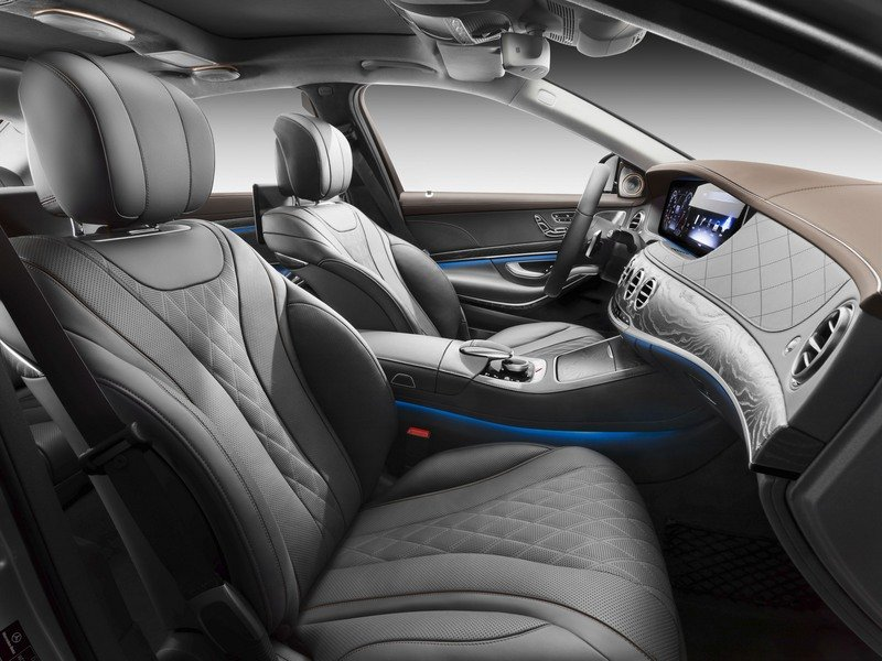 2018 Mercedes-Benz S-Class High Resolution Interior - image 713872