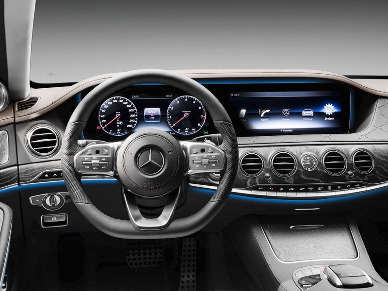 2018 Mercedes-Benz S-Class High Resolution Interior - image 713873