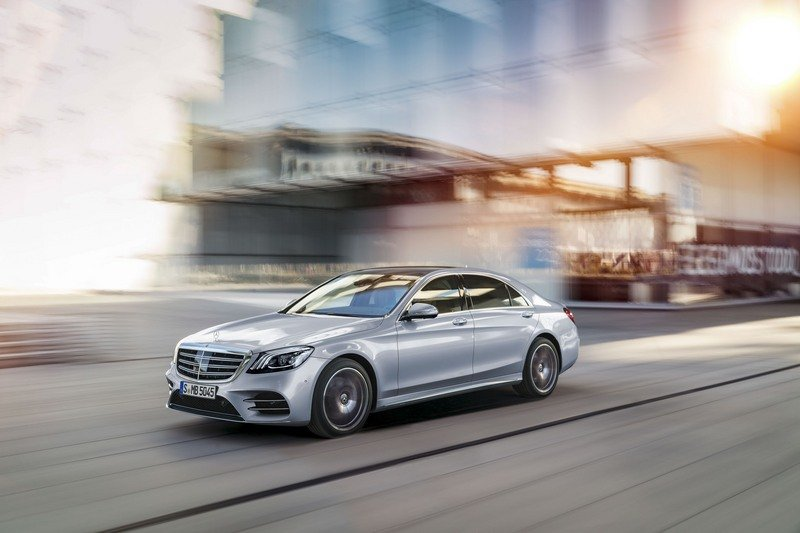 The Next-Gen 2021 Mercedes-Benz S-Class Will Feature Level 3 Autonomy High Resolution Exterior - image 713878