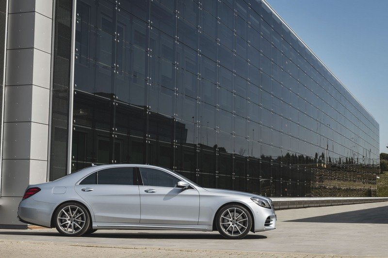 2018 Mercedes-Benz S-Class High Resolution Exterior - image 713882