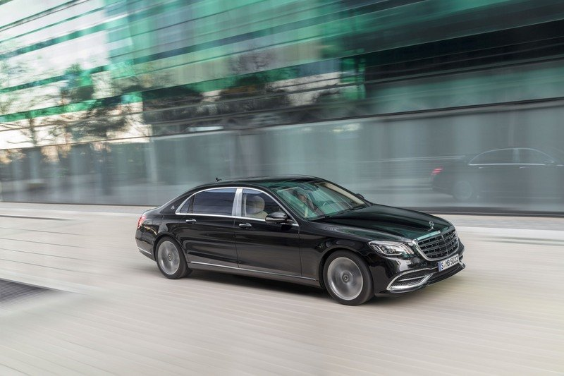 2018 Mercedes-Benz S-Class High Resolution Exterior - image 713883