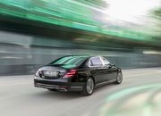 The Next-Gen 2021 Mercedes-Benz S-Class Will Feature Level 3 Autonomy - image 713885