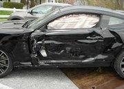 man comes up with worst excuse ever after crashing mustang - 713781