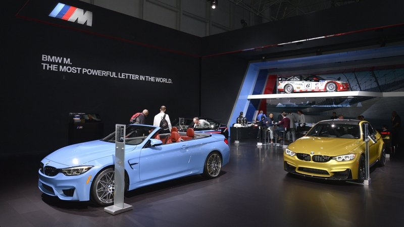 All BMW Brought To New York Was A Set Of Wheels
