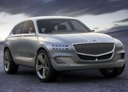 Genesis Steps Up To Take A Swing At SUVs With The Sleek GV80 Concept - image 713427