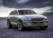 Genesis Steps Up To Take A Swing At SUVs With The Sleek GV80 Concept - image 713421