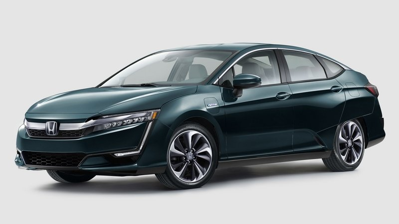 Honda Goes Full Eco Warrior, Expands Clarity Line With PHEV And EV