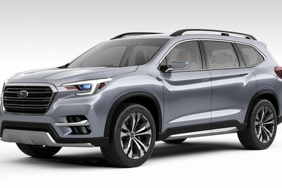 Subaru Ascent SUV Concept Begs One Question: WHY? - image 713486