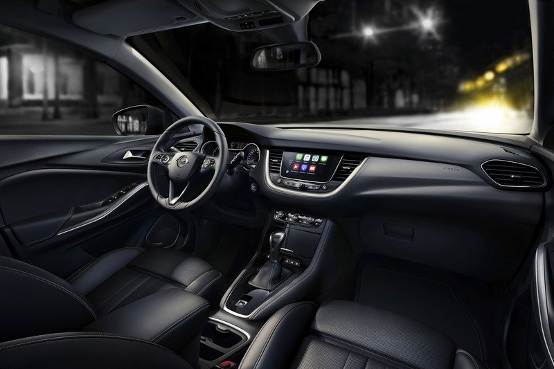 Watch Out Nissan Qashqai, the Opel Grandland X Is Here! High Resolution Interior - image 714376