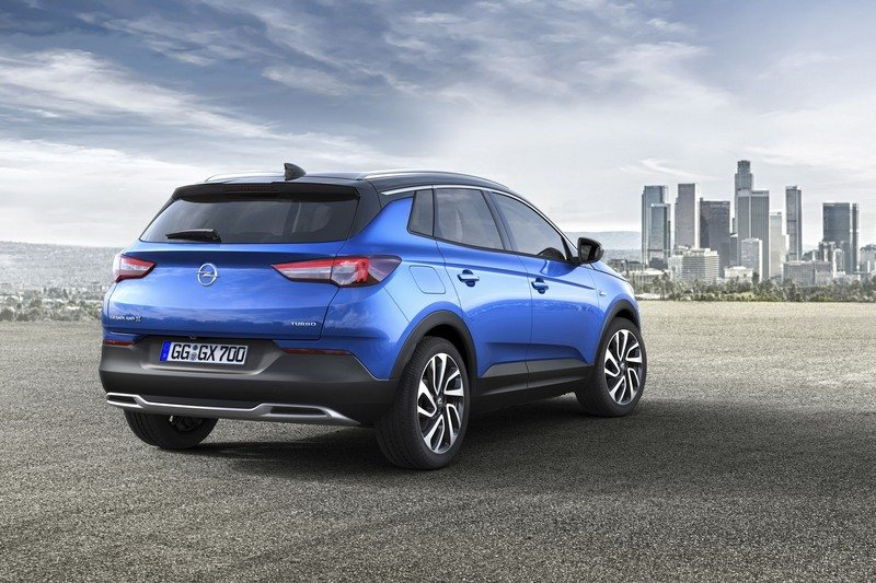 Watch Out Nissan Qashqai, the Opel Grandland X Is Here! High Resolution Exterior - image 714368