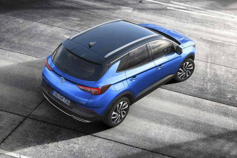 Watch Out Nissan Qashqai, the Opel Grandland X Is Here! High Resolution Exterior - image 714369