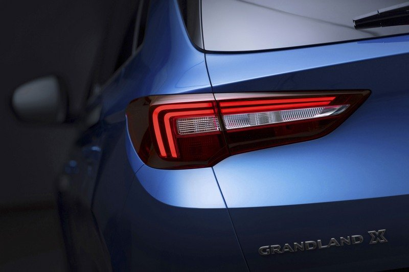 Watch Out Nissan Qashqai, the Opel Grandland X Is Here! High Resolution Exterior - image 714374