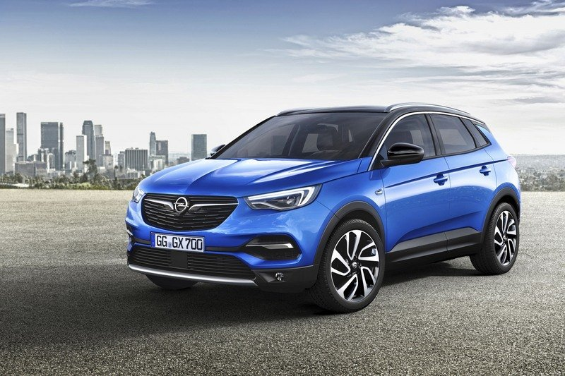 Watch Out Nissan Qashqai, the Opel Grandland X Is Here! High Resolution Exterior - image 714367