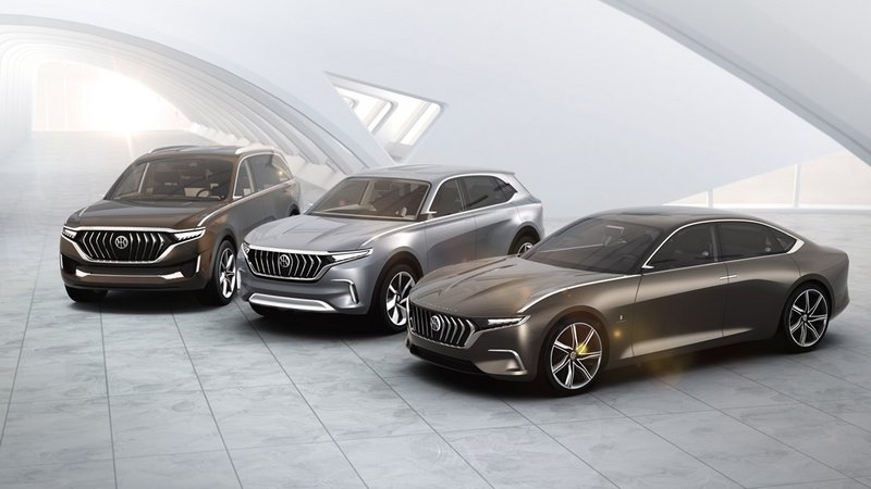 Pininfarina Isn't Messing Around, Unveils Two More Concept Models With HKG