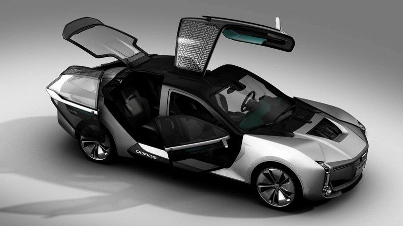 Meet the Qoros K-EV – A Concept Set to Enter Production by 2019