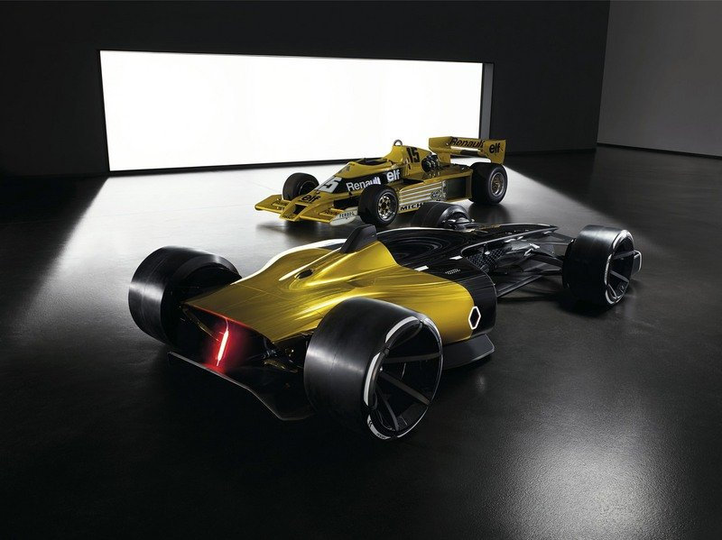 Renault R.S. 2027 Vision