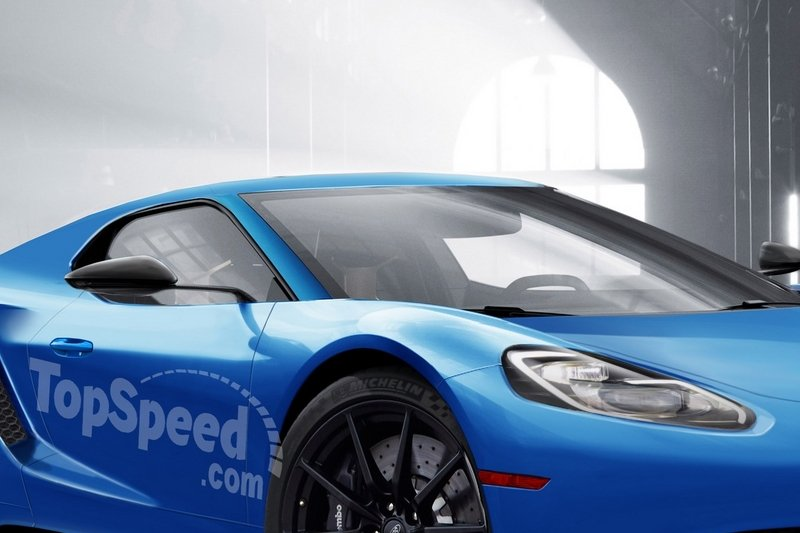 2020 Ford GTS Exterior Exclusive Renderings Computer Renderings and Photoshop - image 712263