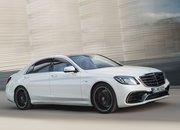 mercedes-amg s 63 and s 65 updated in shanghai still silly fast - 714476