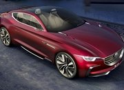 MG E-Motion Is the Company's Most Gorgeous Concept to Date - image 714502