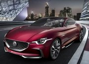 MG E-Motion Is the Company's Most Gorgeous Concept to Date - image 714507
