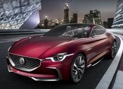 MG E-Motion Is the Company's Most Gorgeous Concept to Date - image 714501