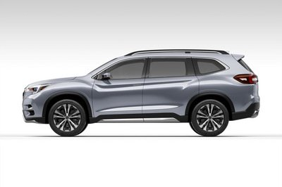 Subaru Ascent SUV Concept Begs One Question: WHY? - image 712990