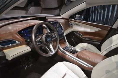 Subaru Ascent SUV Concept Begs One Question: WHY? - image 713487