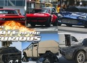 the 8 great of fate the cars of the fate of the furious - 714322