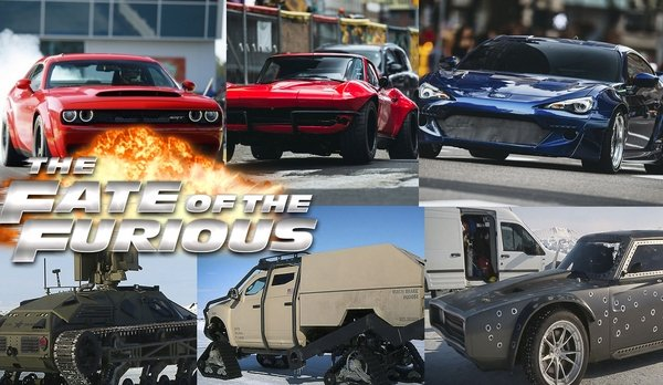 the 8 great of fate 8211 the cars of 8216 the fate of the furious 039 - DOC714322