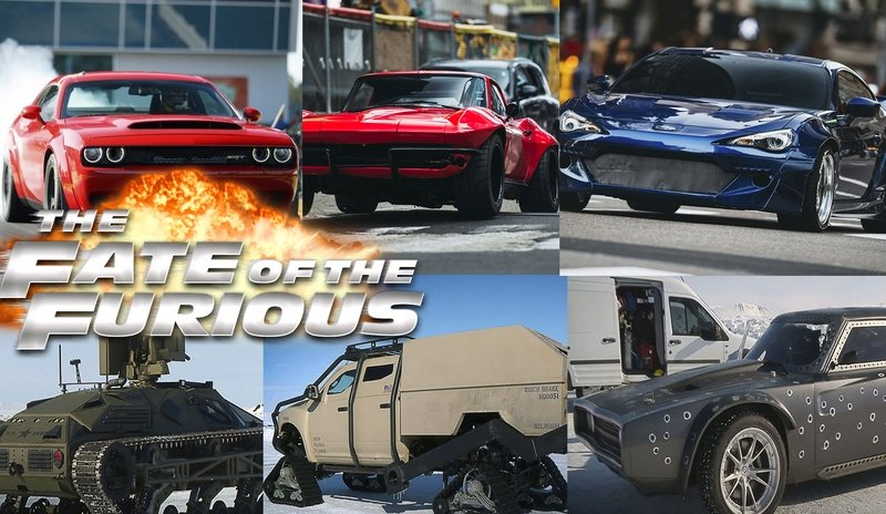 The 8 Great of Fate – the Cars of 'The Fate of the Furious' - image 714322