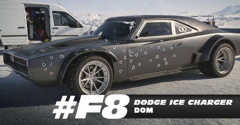 The 8 Great of Fate – the Cars of 'The Fate of the Furious'
