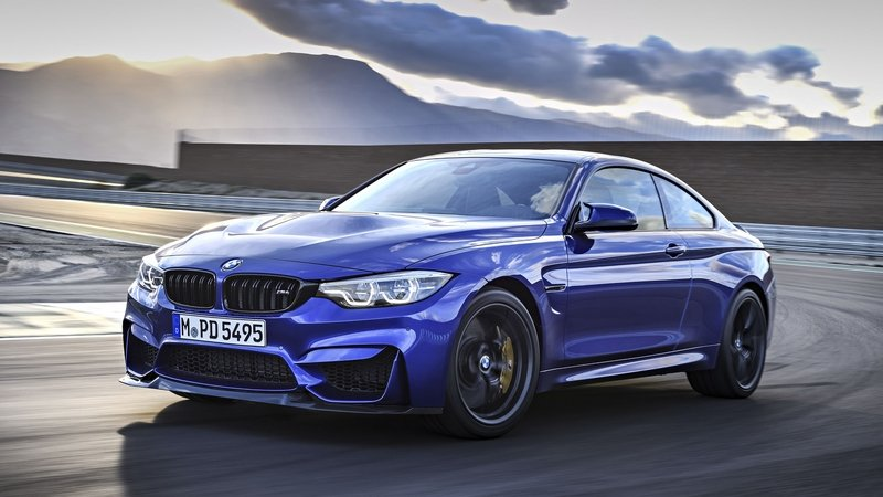The BMW M4 CS Is a Glorified M4 for Suckers with Fat Wallets