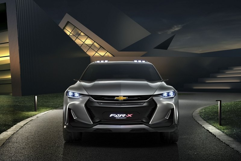The Chevy FNR-X Concept Proves that Chevy Could Have a Bright Future