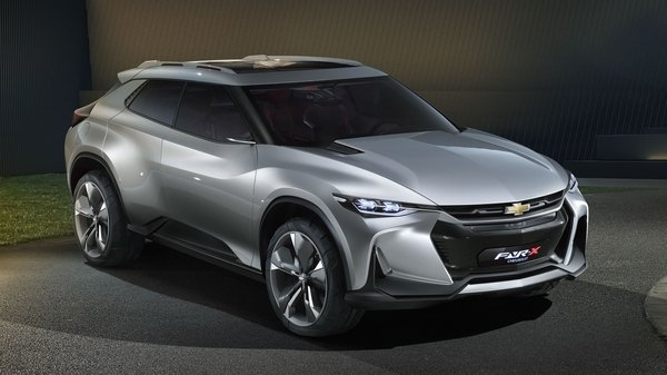 the chevy fnr-x concept proves that chevy could have a bright future - DOC714325