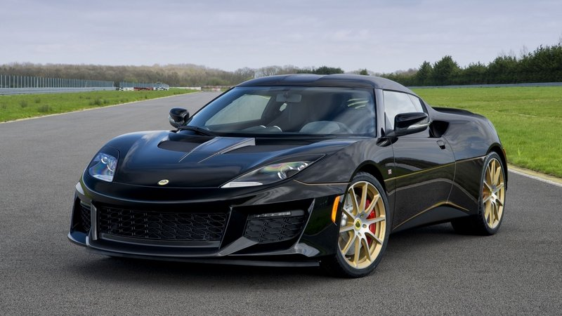 The Lotus Evora Sport 410 GP Edition Brings the Iconic JPS Livery to the U.S.