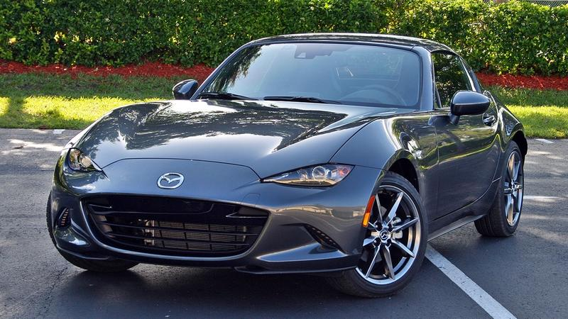 The Mazda Miata RF is Awesome Fun but a Terrible Car