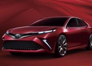 toyota 8217 s fun concept is what our camry should have looked like - 714488