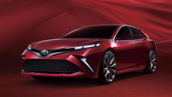 toyota 039 s fun concept is what our camry should have looked like - DOC714488
