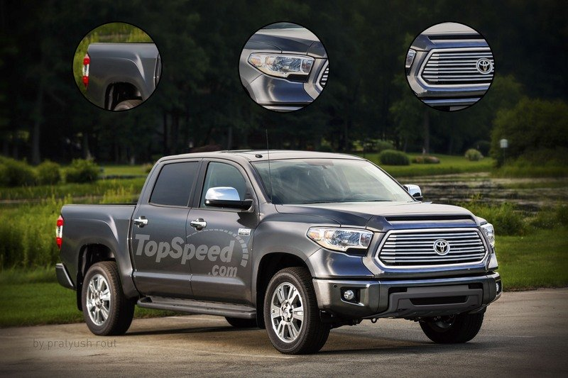 2019 Toyota Tundra Exterior Exclusive Renderings Computer Renderings and Photoshop - image 711808