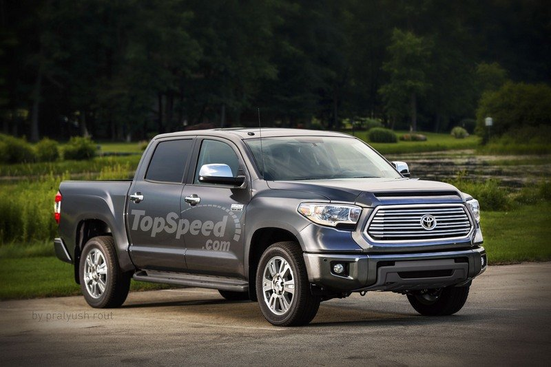 2019 Toyota Tundra Exterior Exclusive Renderings Computer Renderings and Photoshop - image 711807