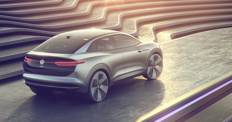 Volkswagen Will Try to Enter the Luxury SUV Segment Again With the I.D. Lounge, Framed As a Touareg-Sized EV