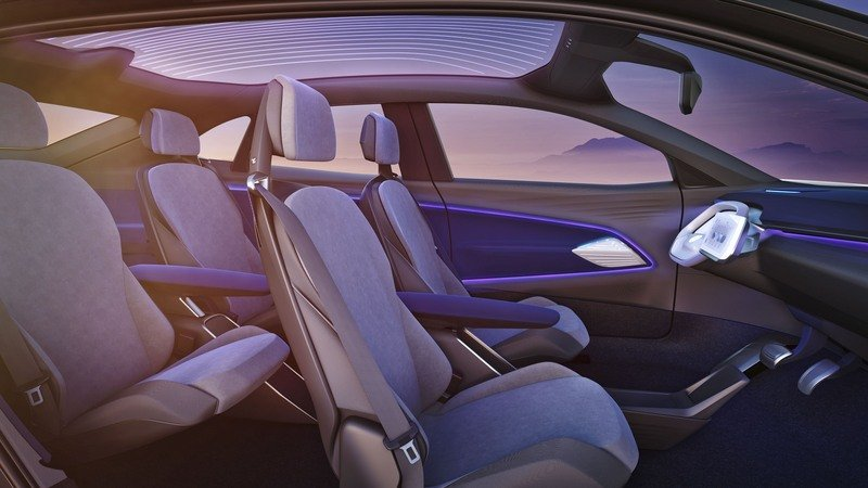 2017 Volkswagen I.D. CROZZ Concept Interior Computer Renderings and Photoshop - image 713945
