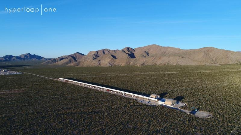 Hyperloop One Gets a New Name and Another Elite Investor