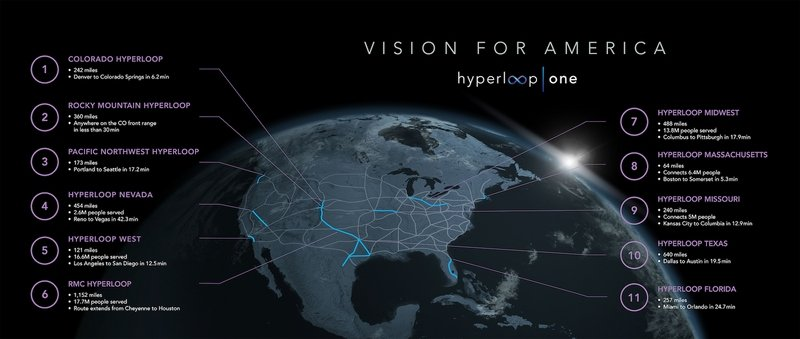 Will Hyperloop One Revolutionize the Transport and Travel Industries?