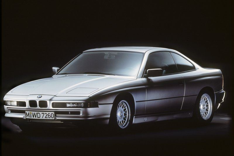 1989 - 1999 BMW 8-series - image 716219