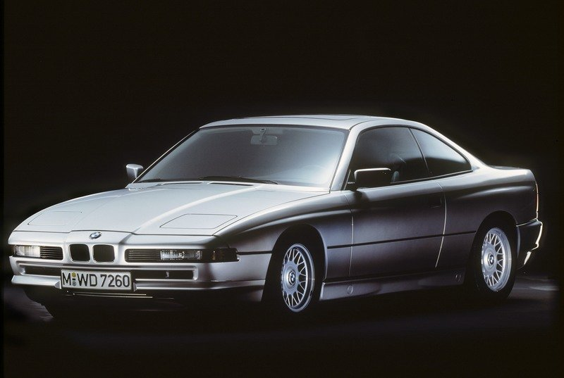 1989 - 1999 BMW 8-series - image 716168