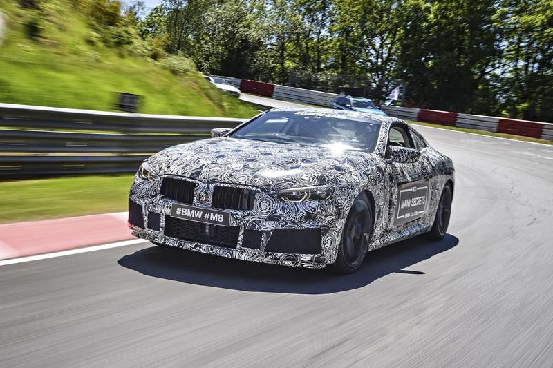 Is BMW Preparing an M8 Concept for Geneva?