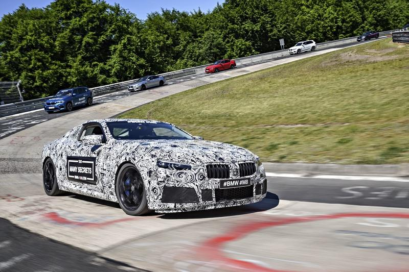 Mark Those Calendars: The BMW 8 Series to Debut on June 15